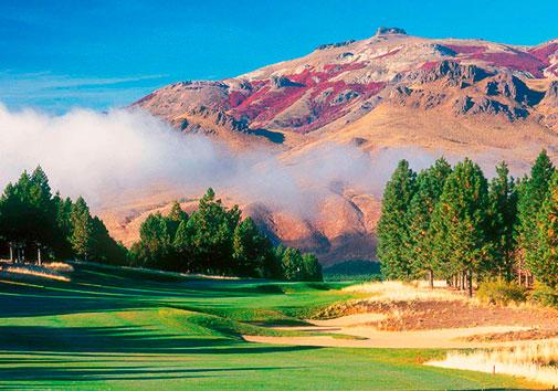 Full Patagonia Golf